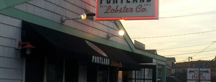Portland Lobster Company is one of Happy hour(s).