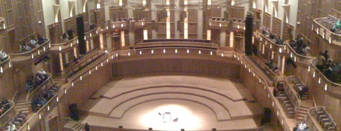 The Music Center at Strathmore is one of ♡DC.