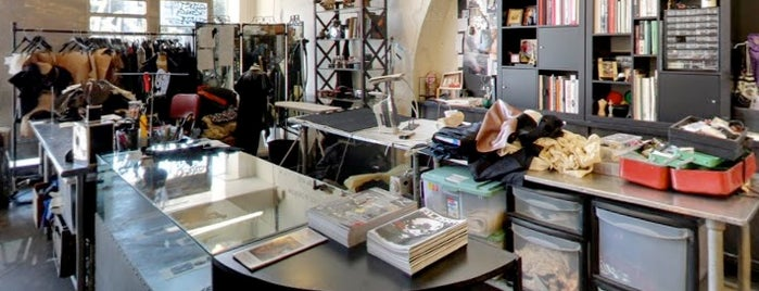 Blackmail Boutique & Atelier is one of Austin To-Do.