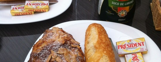 Marie-Madeleine Boutique Gourmet is one of Sao Paulo's Best Bakeries - 2013.