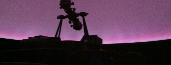 Robert J Novins Planetarium is one of SEOUL NEW JERSEY.