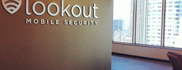 Lookout Mobile Security HQ is one of Tech Companies in San Francisco.