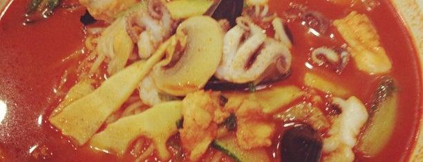 아서원 is one of Itaewon food.