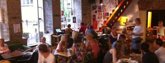 F-Hoone is one of The Barman's bars in Tallinn.