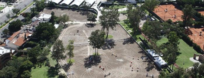Guadalajara Country Club is one of Instalaciones / Venues.