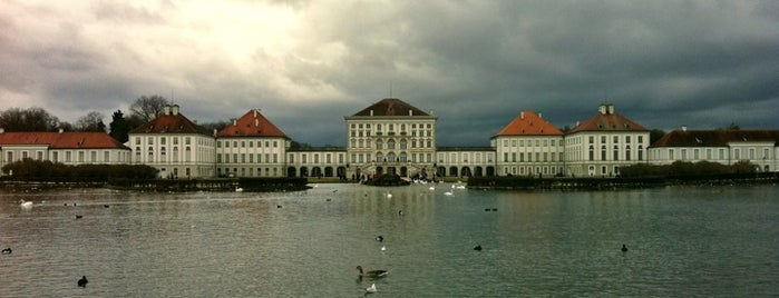 Nymphenburg Palace is one of All the great places in Munich.