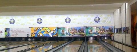 Bowling WTC Matahari is one of 7-10 Split Badge.