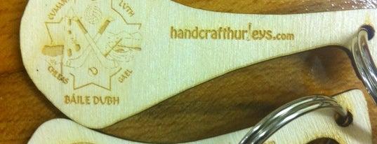 handcrafthurleys.com is one of Limerick.