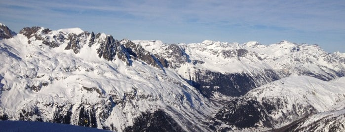 Les Grands Montets is one of World.