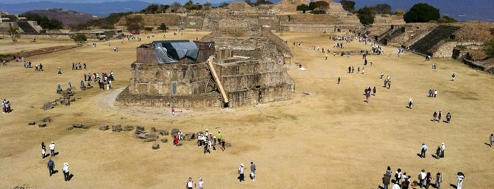 Monte Albán is one of Best of Oaxaca.