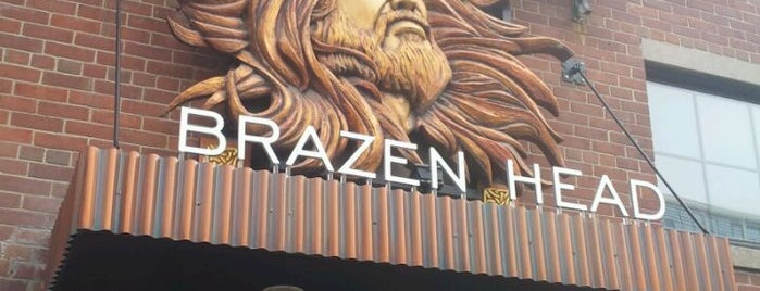 Brazen Head Irish Pub is one of Bars and Clubs.