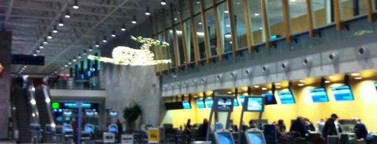 Aéroport International Jean-Lesage de Québec (YQB) is one of World Airports.