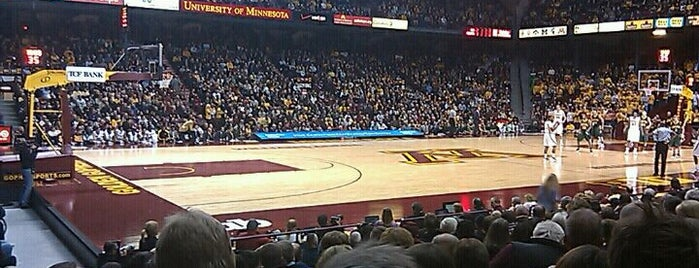 Williams Arena is one of Great Sport Locations Across United States.