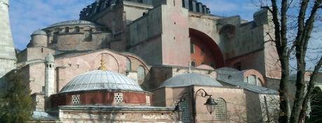 Hagia Sophia is one of Visit Turkey.