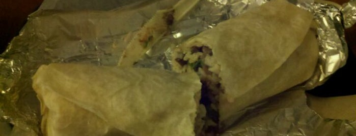 Boloco Inspired Burritos is one of BUcket List.