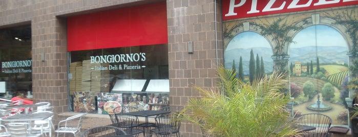 Bongiorno's Italian Deli & Pizzeria is one of Recommendations in Chicago.