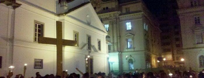 Pateo do Collegio is one of Centrão de São Paulo.