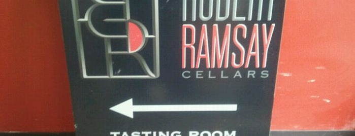 Robert Ramsay Cellars is one of Woodinville Wineries.
