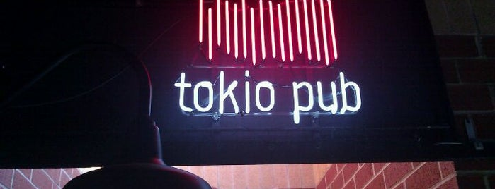 Tokio Pub is one of 2013 Chicago Craft Beer Week venues.