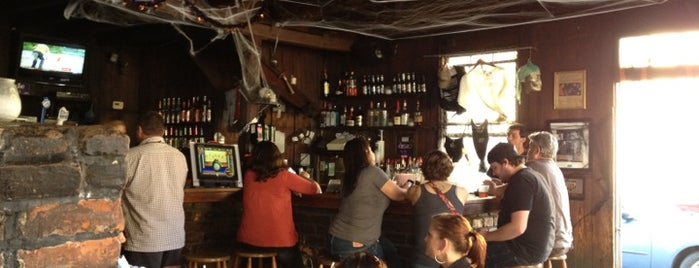 Lafitte's Blacksmith Shop is one of 100 great bars - Lonely Planet 2011.