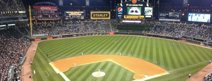 Guaranteed Rate Field is one of Ballparks Across Baseball.