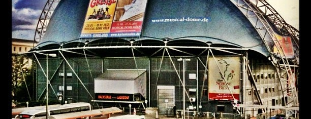 Musical Dome is one of Musicals in Deutschland.