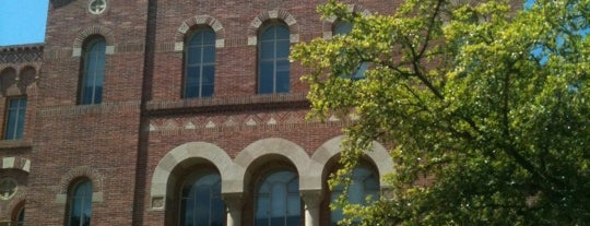 UCLA Haines Hall is one of life of learning.