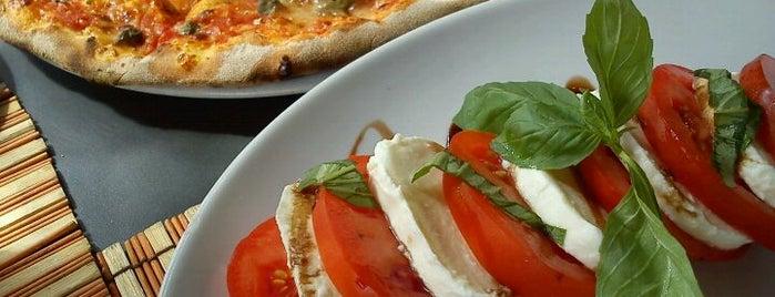 Pizzeria Modrá Zahrada is one of WebExpo - restaurants' tips.