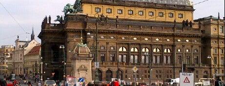 Národní divadlo is one of Historická Praha.