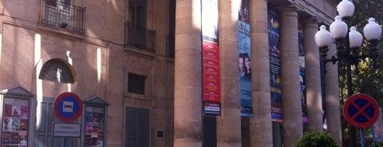 Teatro Principal de Alicante is one of OCIO Y CULTURA en Alicante.