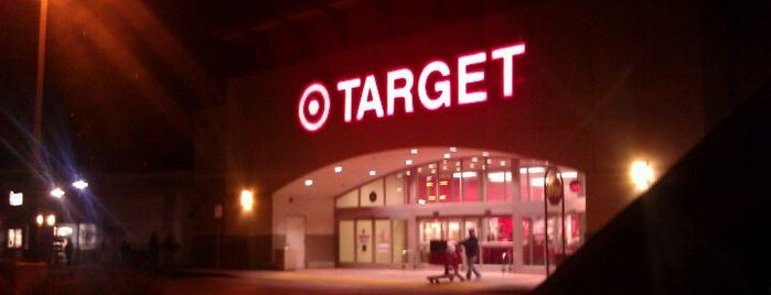 Target is one of My favorites for Department Stores.