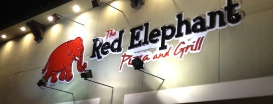The Red Elephant Pizza & Grill is one of Restaurants.