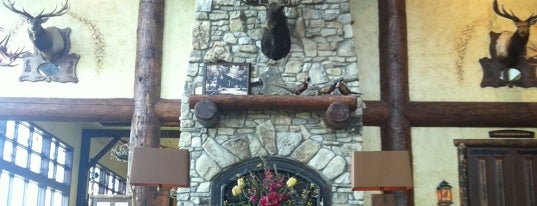 Big Cedar Lodge is one of Best Places to Check out in United States Pt 3.