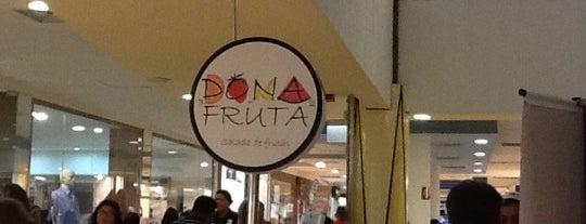 Dona Fruta is one of Restaurantes e Lanchonetes (Food) em João Pessoa.