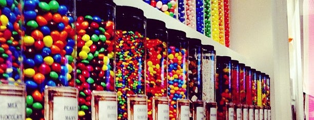 Sugar Factory is one of Beyond Eats!.