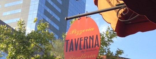 Taverna is one of Austin To-Do.