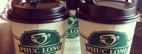 Phúc Long Coffee & Tea House @ Crescent Mall is one of Cafe in SaiGon.