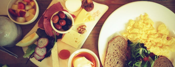 Le Pain Quotidien is one of Istanbul <3.