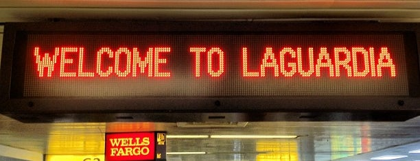 LaGuardia Airport (LGA) is one of Airport List.