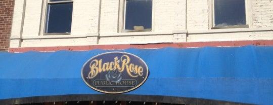 Black Rose Pub is one of Kel's Queendome ;-).