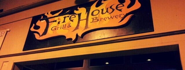 FireHouse Grill & Brewery is one of Breweries - Southern CA.