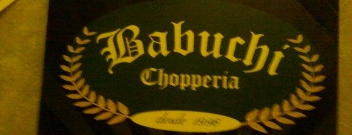 Babuchi Chopperia is one of Americana.