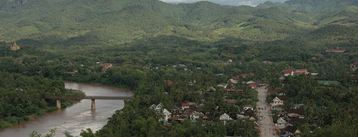 Luang Prabang City is one of Destination of the Day.