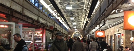 Chelsea Market is one of Niu York.