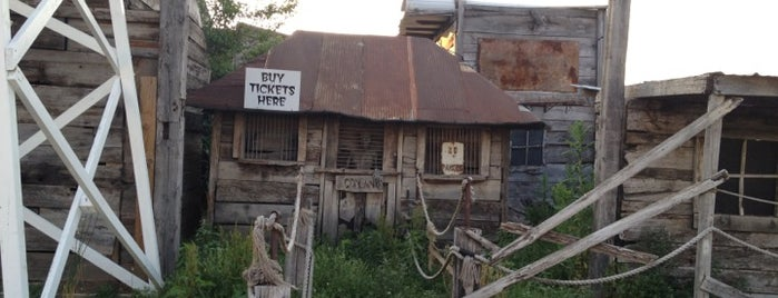 Fear Fair is one of Visited Haunts.