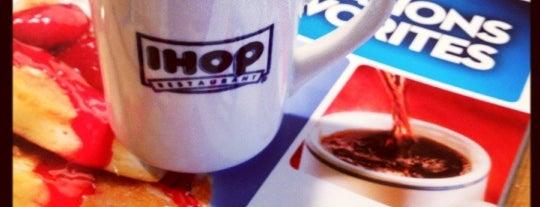 IHOP is one of Good Eats~!.