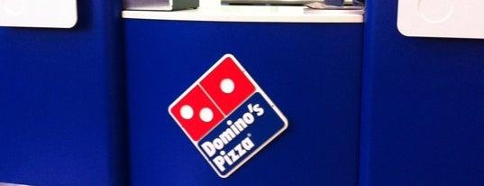 Domino's Pizza is one of Рестораны итальянской кухни.