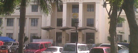 Cebu City Hall is one of Certified Cebu.