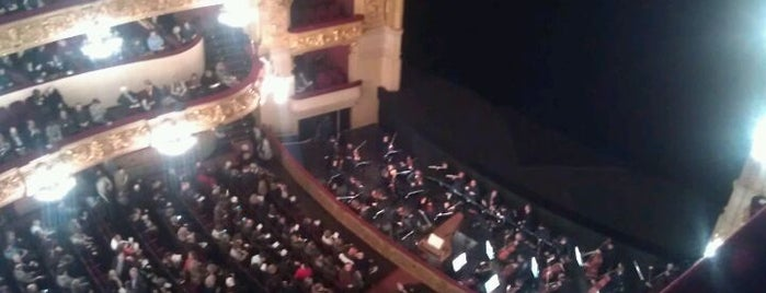 Liceu Opera Barcelona is one of Barcelona.