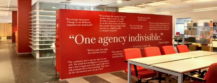 Ogilvy İstanbul is one of Digital Agencies.